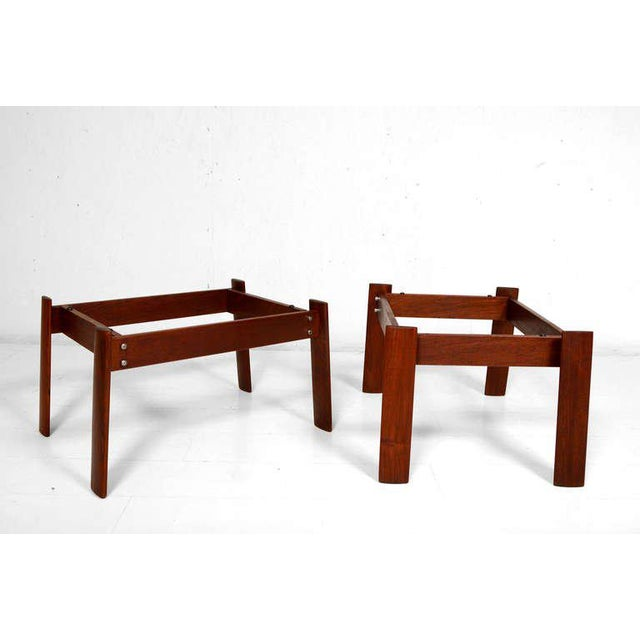 Pair of Percival Lafer Side Tables - Image 5 of 5