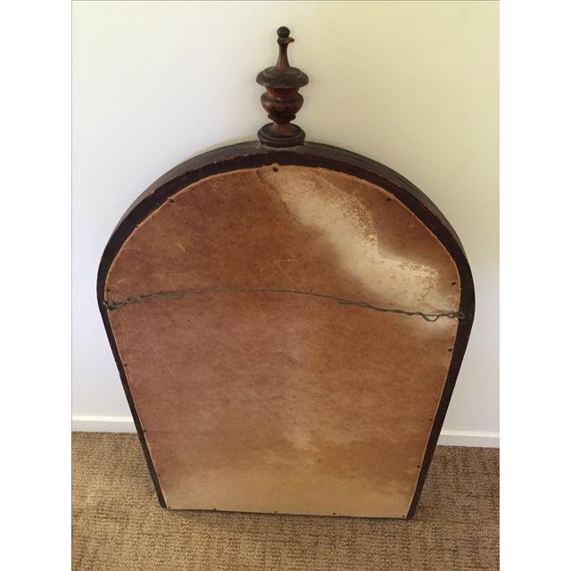 Antique Wood Framed Mirror - Image 6 of 6