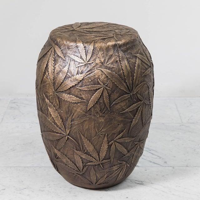 2010s Erin Sullivan, Flora Series, Cannabis Stool, Usa, 2018 For Sale - Image 5 of 7