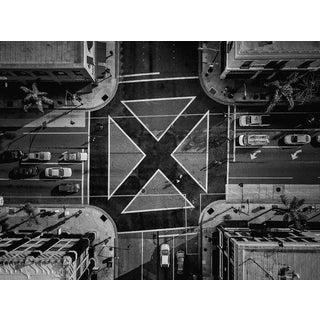 Jason Mageau Intersection Photograph (Canvas) For Sale