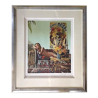 """Limited Edition """"Bieres De La Meuses"""" by Douglas Hoffman For Sale"""