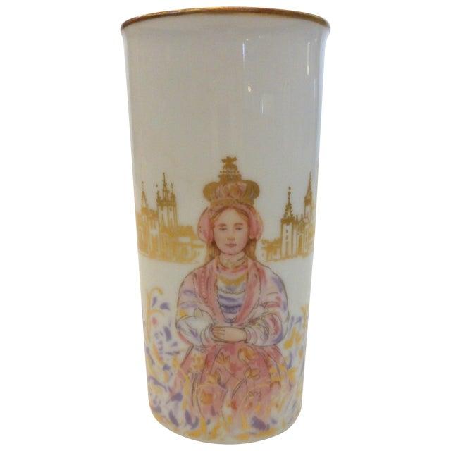 Rosenthal Mid-Century Vase For Sale