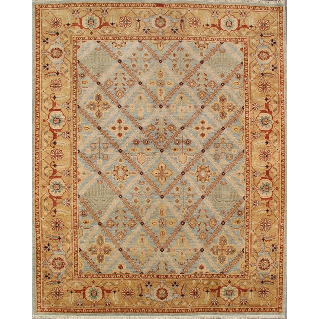 Pasargad Sultanabad Persian Wool Area Rug - 8'x10' - Image 1 of 1