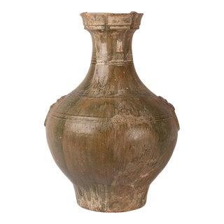 Han Dynasty Wine Jar, China Circa 200 Bc - 200 Ad For Sale