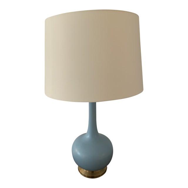 Christopher Spitzmiller Coy Large Table Lamp Set For Sale
