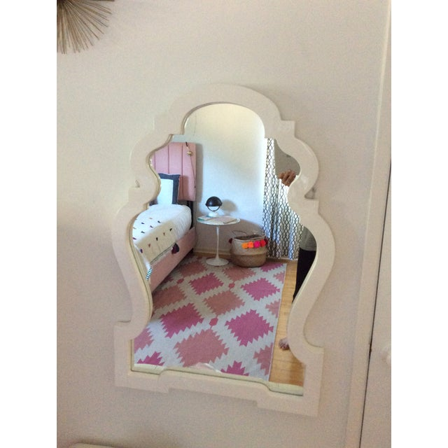 Queen Anne Style Wall Mirror - Image 2 of 4