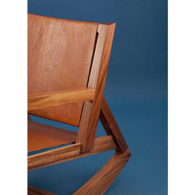 Wood Ebb and Flow Gt Rocker For Sale - Image 7 of 8