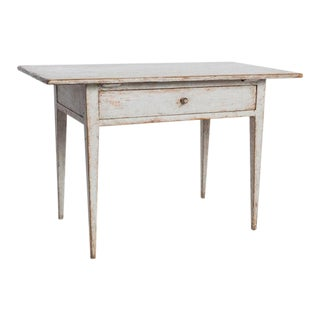 1870s Swedish Coffee Table For Sale