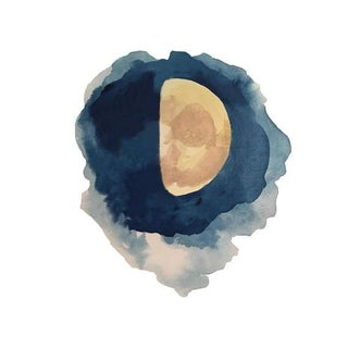 Moon Series- First Quarter For Sale