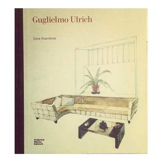Guglielmo Ulrich Monograph For Sale