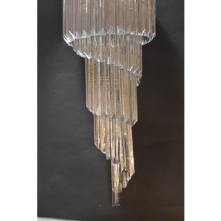 Pair of Venini Chandeliers Preview