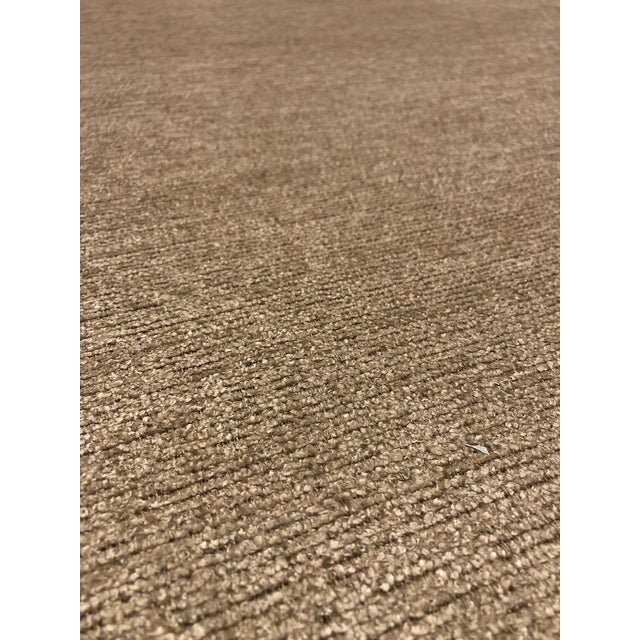 Robert Allen Design Arches Cashmere Gold Upholstery Fabric - 4 3/4 Yards For Sale