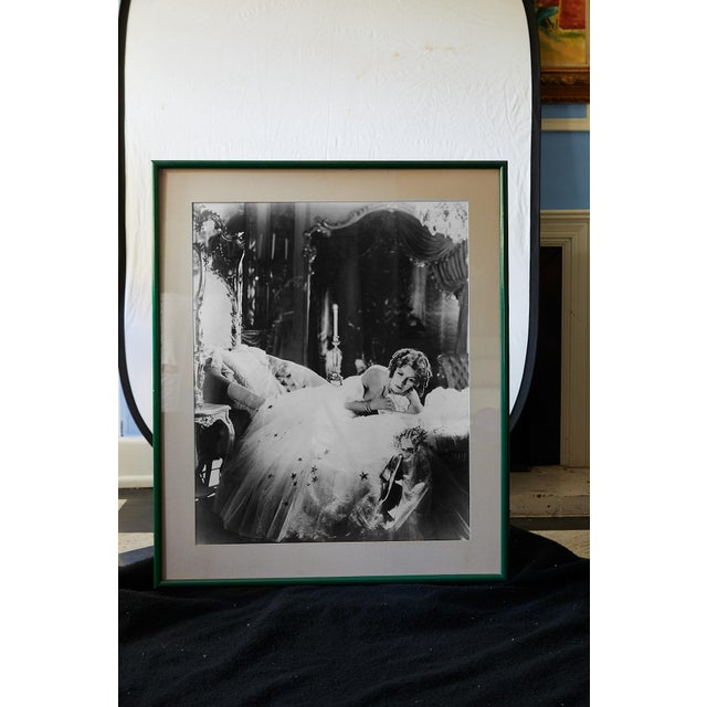 Acrylic Photograph of Alfred Hitchcock and m.g.m. Lion by Clarence Sinclair Bull For Sale - Image 7 of 8