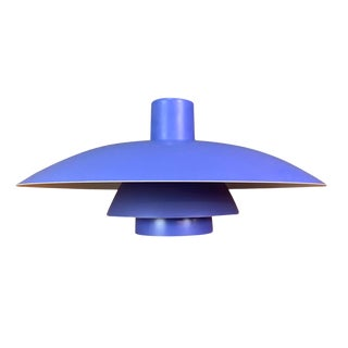 Vintage Danish Mid Century Modern Ph 4/3 Pendant Lamp by Poul Henningsen for Louis Poulsen For Sale