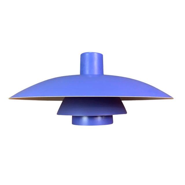 Vintage Danish Mid Century Modern Ph 4/3 Pendant Lamp by Poul Henningsen for Louis Poulsen For Sale