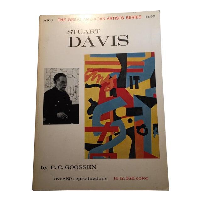 Stuart Davis by E. C. Goossen 1959 - Image 1 of 9