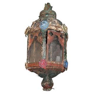 18th C. Italian Tole Lantern