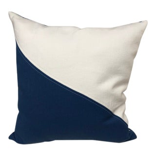 Designs By Donna Color Blocked Decorative Pillow For Sale