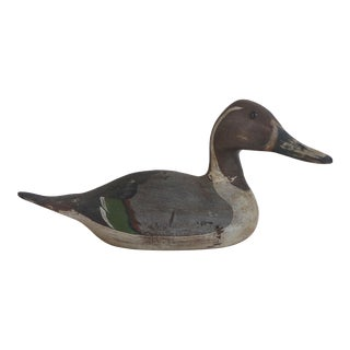 Kevin J. Kerrigan 1988 Duck Decoy, Signedife-Size For Sale