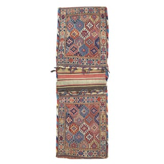 Shahsevan Reverse Sumak Khorjin For Sale
