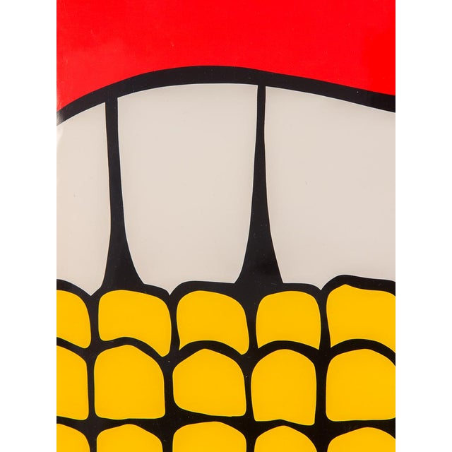 Herman Miller Herman Miller Summer Picnic Sweet Corn Festival Poster For Sale - Image 4 of 9