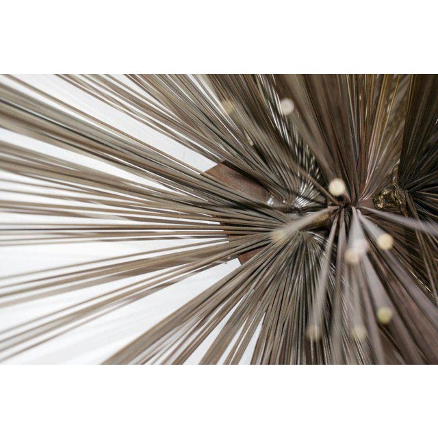 Mid-Century Modern Pom Pom Wall Sculpture by Curtis Jere For Sale In West Palm - Image 6 of 9