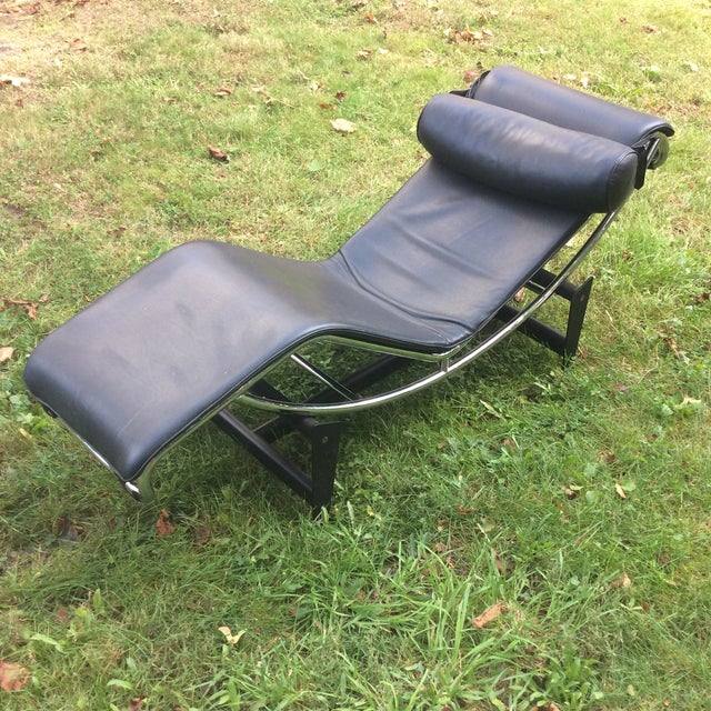 Le Corbusier LC4 Lounge Chair - Image 5 of 6