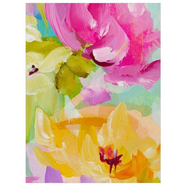 Modern Spring Rain 3 Art Print by Susan Pepe For Sale - Image 3 of 5