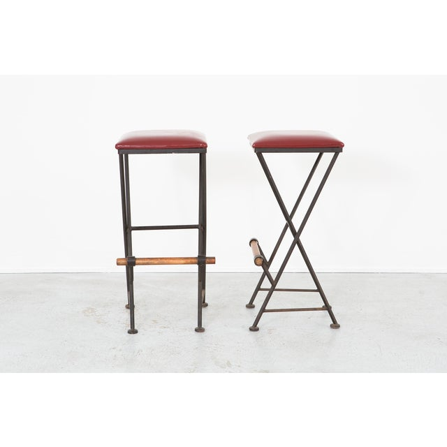 1960s Set of Cleo Baldon Stools For Sale - Image 5 of 11