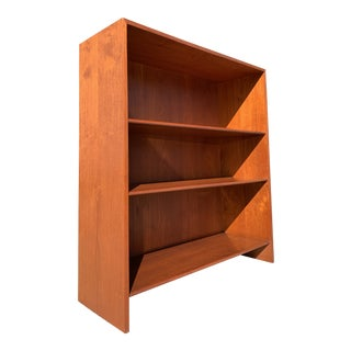 Mid Century Modern Bookcase Made in Denmark/Display Shelf by Hans J. Wegner For Sale