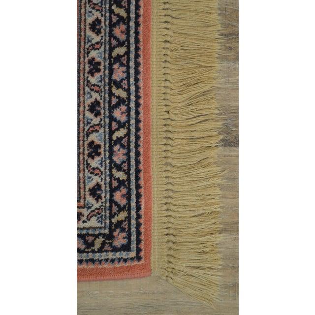 """Blue Karastan """"Antique Feraghan"""" # 754 8.8'x12' Room Size Rug For Sale - Image 8 of 13"""