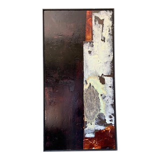 "Jerzy Kubina ""Epitaphios"" Contemporary Abstract Painting For Sale"