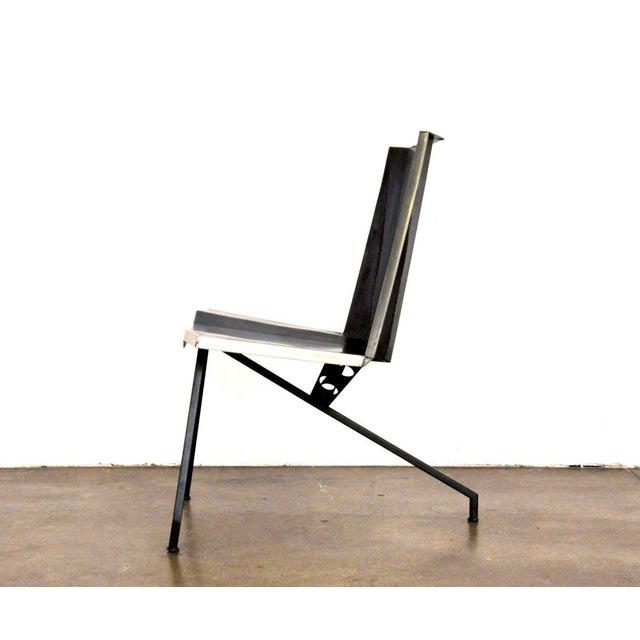 Aeronautical Inspired Lounge Chair - Image 3 of 6