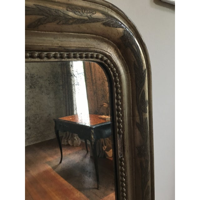 Louis Philippe Style Mirror - Image 6 of 7