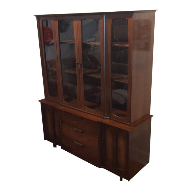 ideas china walnut display plus modern cabinet choice of in high gloss