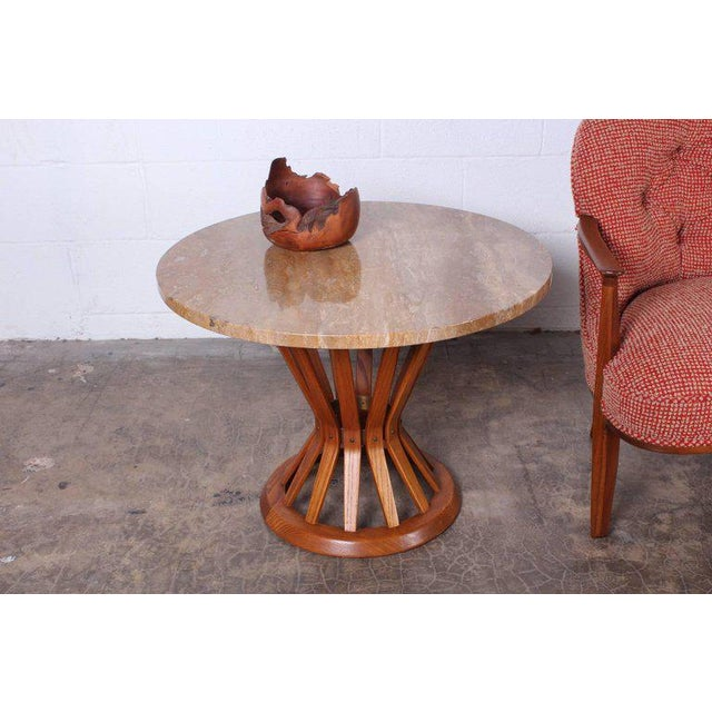 Dunbar Sheaf of Wheat Table by Edward Wormley For Sale - Image 10 of 10