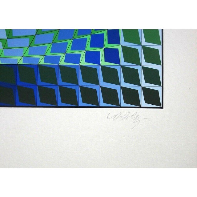 VICTOR VASARELY (1908-1997) Internationally recognized as one of the most important artists of the 20th century. He is the...