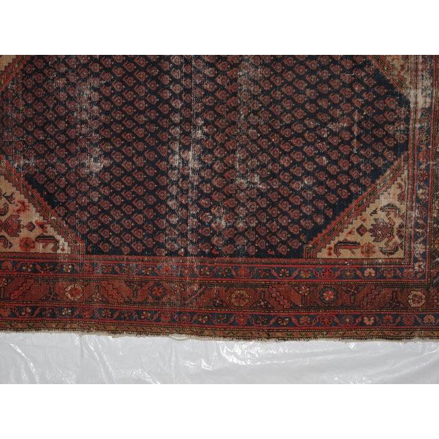 "Leon Banilivi Malayer Wool Rug - 6'4"" X 4'8"" - Image 4 of 7"