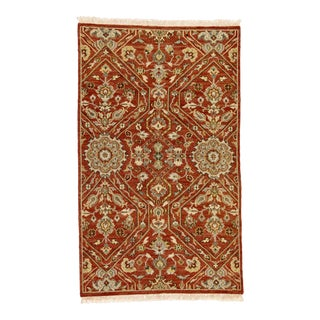"Spumante Flatweave Rug - 3'1"" X 5' For Sale"