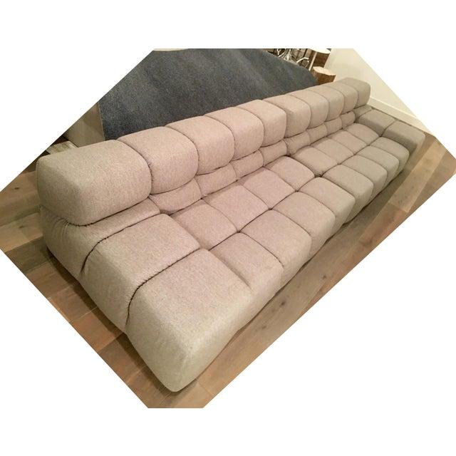 Gray B&B Italia Modern Tufty Time Sofa For Sale - Image 8 of 8