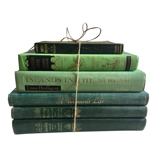 Green Classic Novels - Set of 6 - Image 1 of 5