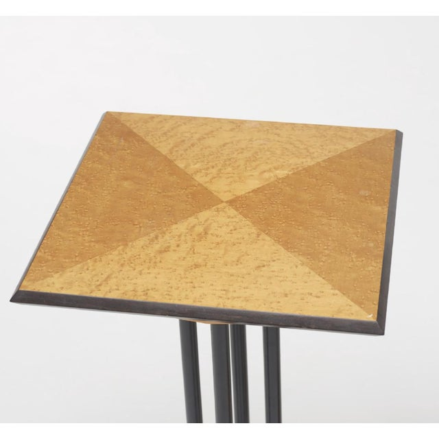 Modern Plant Stands - A Pair - Image 3 of 8