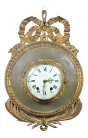 Image of French Clocks