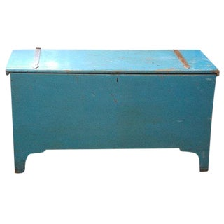 Painted Chest For Sale