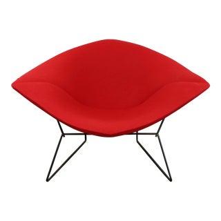 Mid-Century Modern Harry Bertoia for Knoll Diamond Chair For Sale