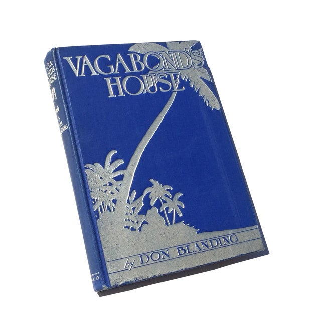"""1943 Don Blanding """"Vagabond's House"""" Book - Image 1 of 10"""