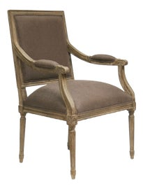 Image of French Country Bergere Chairs