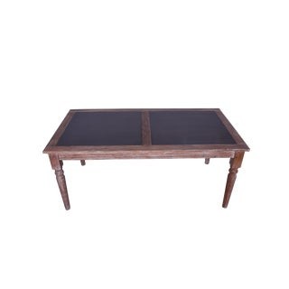 Cyrano Wooden Dining Table For Sale