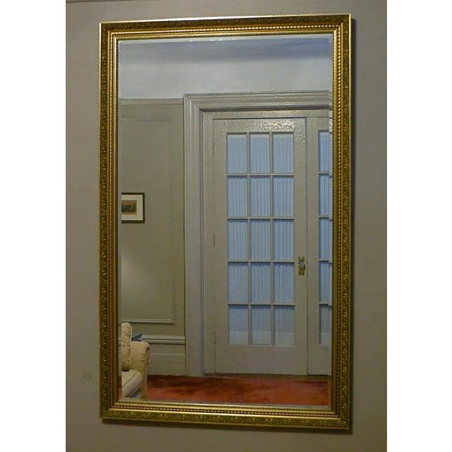 Vintage Large Gilt Framed Mirror - Image 4 of 4