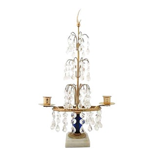 Gustavian Style Table Chandelier For Sale